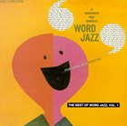 KEN NORDINE The Best of Word Jazz, Volume 1 album cover