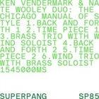 KEN VANDERMARK Ken Vandermark & Nate Wooley Duo : The Chicago Manual Of Style album cover