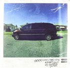 KENDRICK LAMAR good kid, m.A.A.d city album cover