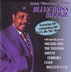 "KENNY ""BLUES BOSS"" WAYNE Blues Boss Boogie album cover"