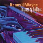 """KENNY """"BLUES BOSS"""" WAYNE Inspired By The Blues album cover"""