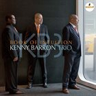 KENNY BARRON — Book Of Intuition album cover