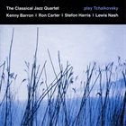 KENNY BARRON Classical Jazz Quartet - Play Tchaikovsky album cover