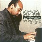KENNY BARRON Confirmation album cover