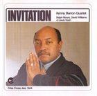 KENNY BARRON Invitation album cover