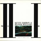 KENNY BARRON Kenny Barron & Buster Williams : Two As One - Live At Umbria Jazz album cover