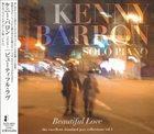 KENNY BARRON Kenny Barron Solo Piano : Beautiful Love album cover