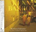 KENNY BARRON Kenny Barron Solo Piano : My Funny Valentine album cover