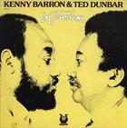 KENNY BARRON Kenny Barron /  Ted Dunbar : In Tandem album cover