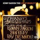 KENNY BARRON Live at Bradley's album cover
