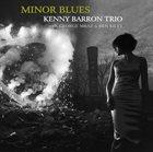 KENNY BARRON Minor Blues album cover