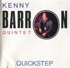 KENNY BARRON Quickstep album cover