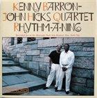 KENNY BARRON Rhythm-A-Ning album cover