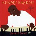 KENNY BARRON Spirit Song album cover