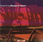 KENNY BARRON Sunset album cover