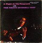 KENNY BURRELL A Night at the Vanguard (aka Man At Work) Album Cover