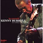 KENNY BURRELL Be Yourself album cover