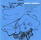 KENNY BURRELL Blue Lights (vol. 1 & 2) album cover