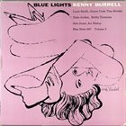 KENNY BURRELL Blue Lights, Volume 2 album cover