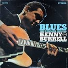 KENNY BURRELL Blues - The Common Ground album cover