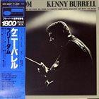 KENNY BURRELL Freedom album cover