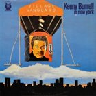 KENNY BURRELL In New York album cover