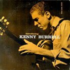 KENNY BURRELL Introducing Kenny Burrell album cover