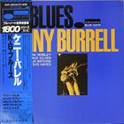 KENNY BURRELL K.B.Blues album cover