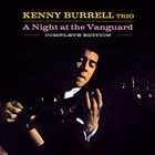 KENNY BURRELL Kenny Burrell at the Vanguard (Complete Edition) album cover