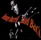 KENNY BURRELL Laid Back album cover