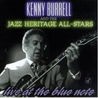 KENNY BURRELL Live at the Blue Note album cover