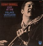 KENNY BURRELL Live at the Village Vanguard (aka It's Getting Dark) album cover
