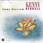 KENNY BURRELL Lotus Blossom album cover