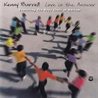 KENNY BURRELL Love Is the Answer album cover