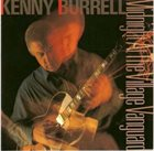 KENNY BURRELL Midnight At The Village Vanguard album cover
