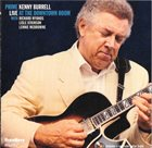 KENNY BURRELL Prime Live At The Downtown Room album cover