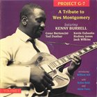 KENNY BURRELL Project G-7 : Tribute to Wes Montgomery vol.1 album cover