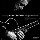 KENNY BURRELL Tenderly album cover