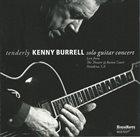 KENNY BURRELL Tenderly album cover