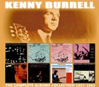 KENNY BURRELL The Complete Albums Collection 1957-1962 album cover