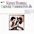 KENNY BURRELL Togethering (with Grover Washington) album cover