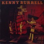 KENNY BURRELL Up The Street, 'Round the Corner, Down the Block album cover
