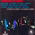KENNY CLARKE Americans in Europe album cover