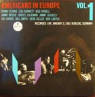 KENNY CLARKE Americans In Europe, Vol.1 album cover