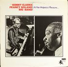 KENNY CLARKE At Her Majesty's Pleasure... album cover