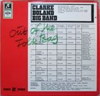 KENNY CLARKE Clarke Boland Big Band : Out Of The Folk Bag album cover