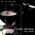 KENNY CLARKE Clarke Boland Big Band : TNP - Oct. 29th, 1969 (Part 2) album cover