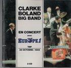 KENNY CLARKE En Concert Avec Europe 1 - TNP 29 Octobre • 1969 album cover