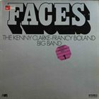 KENNY CLARKE Faces album cover