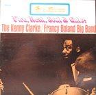 KENNY CLARKE Fire, Heat, Soul & Guts! album cover